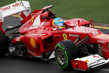 Ferrari apura sus últimas opciones (II)
