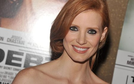 Jessica Chastain acompañará a Tom Cruise en 'Oblivion'