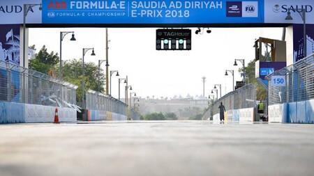Arabia Saudi Formula E