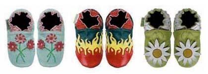 WeeStep: preciosos zapatitos de piel hechos a mano