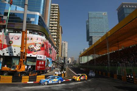 El titulo del WTCC se decidirá en las calles de Macau