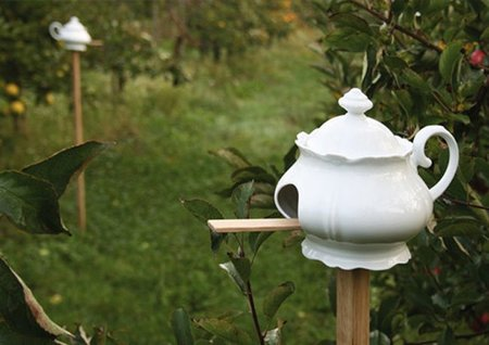 Vogelkanne, jarra casa de pájaros