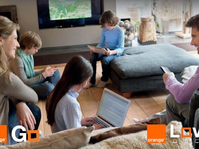 Orange también sube hasta cinco euros sus tarifas Love a cambio de más gigas en el móvil
