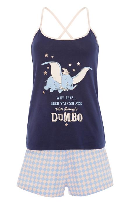 Kimball 0327503 D4 Web Dumbo Cami Set Navy