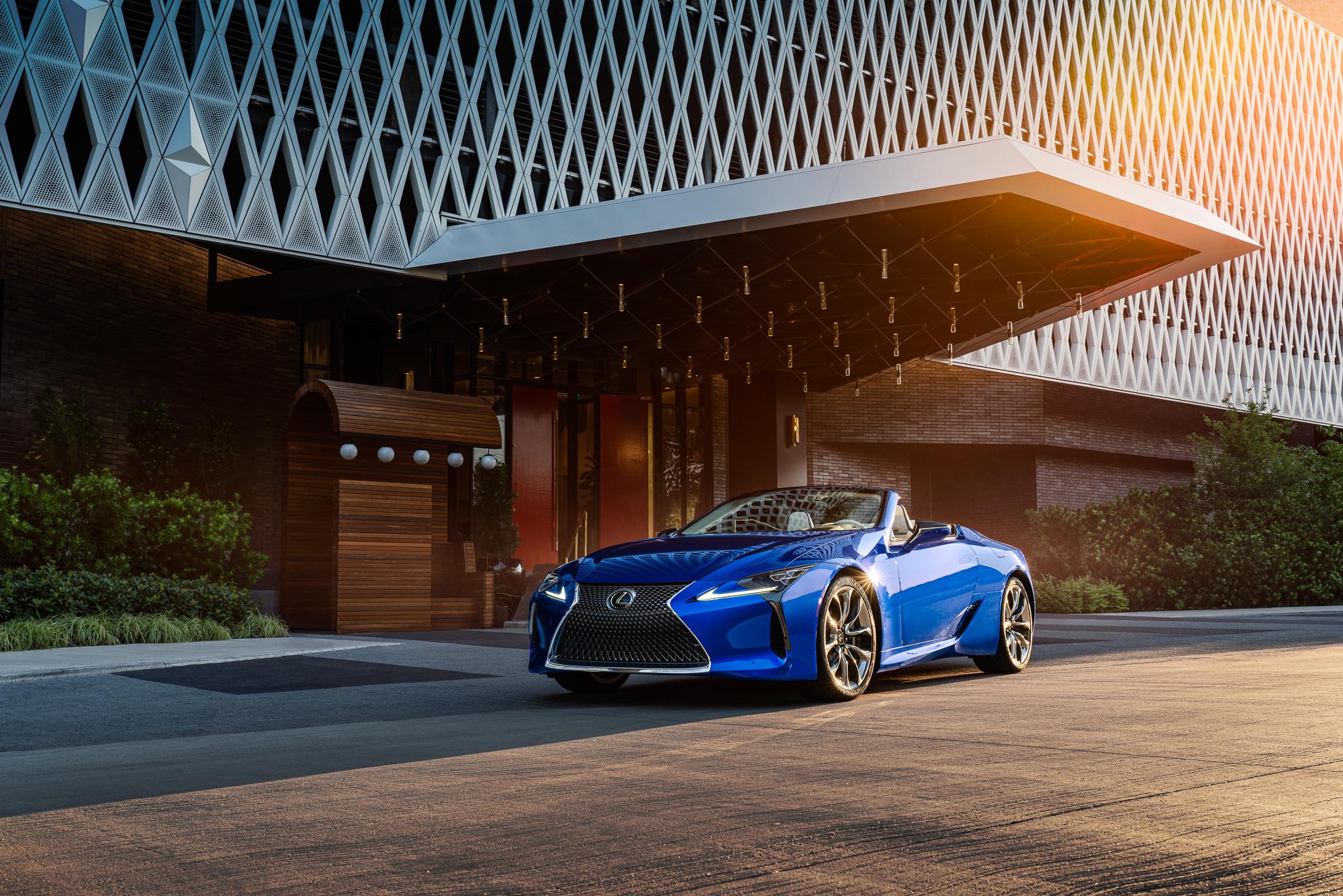 Foto de Lexus LC Cabrio Regatta Edition (16/32)
