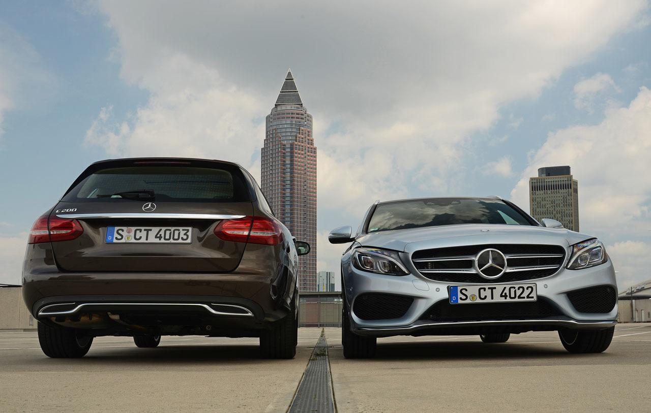 Mercedes benz clase c estate 2014 6 60 for Mercedes benz clase c