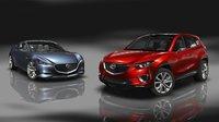 Mazda en el Salón de Ginebra: diseño Kodo + SKYACTIV = Minagi Concept