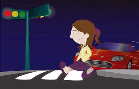 Evita la pesadilla de cualquier conductor: Atropellar a un niño