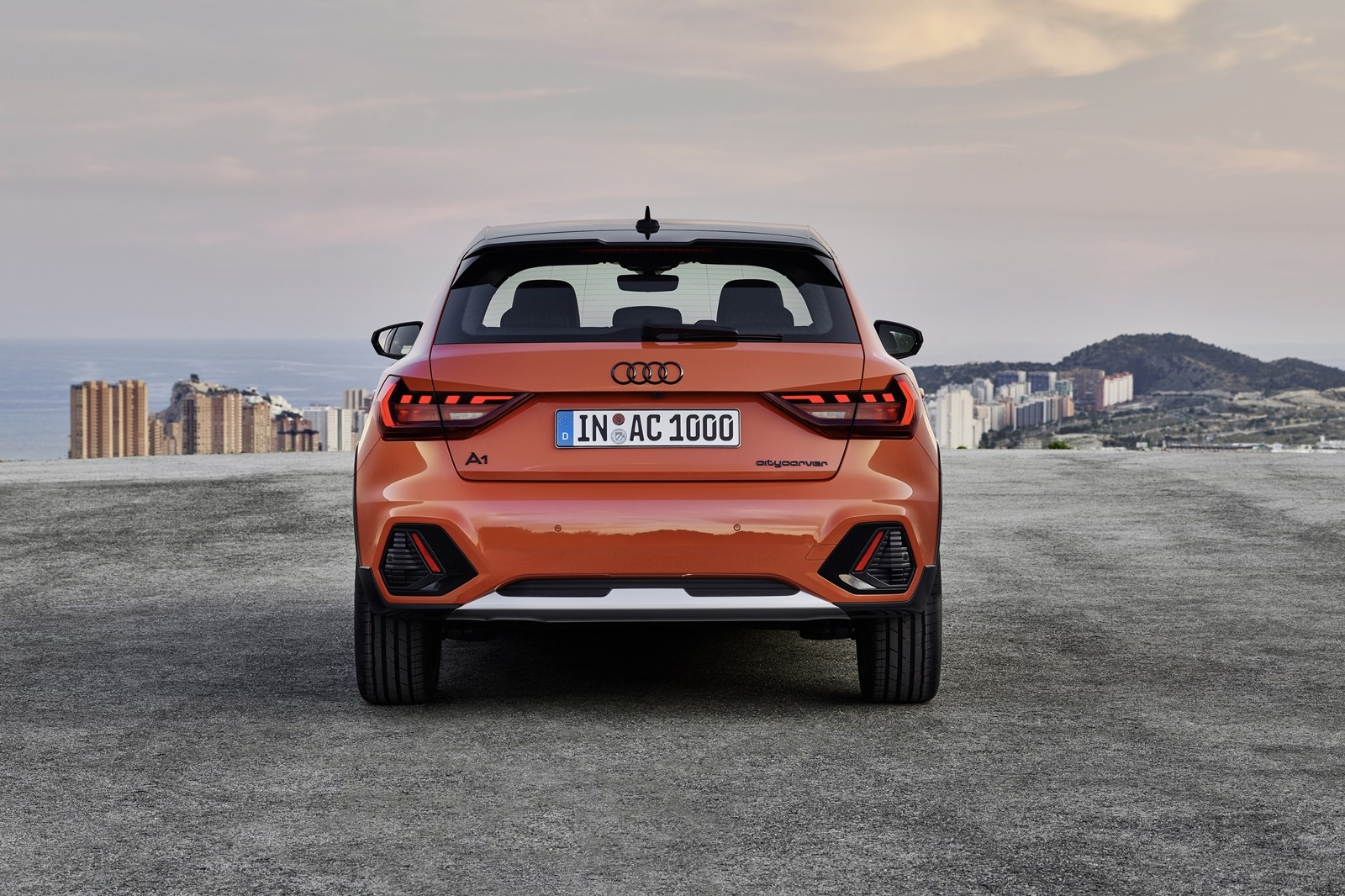 Foto de Audi A1 Citycarver 2019 (13/34)