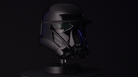 Nissan Star Wars Rogue One Helmet 01