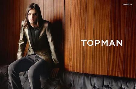 Topman se inspira en los noventa para su colección de invierno 2014