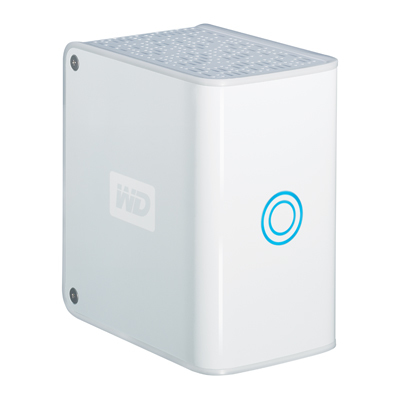 Disco duro My Book World Edition con 2 TB de almacenamiento