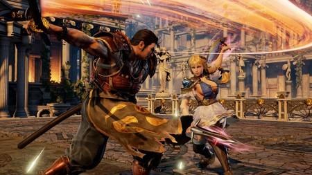 Sophitia y Mitsurugi se lían a espadazos en un gameplay de 10 minutos de SoulCalibur VI