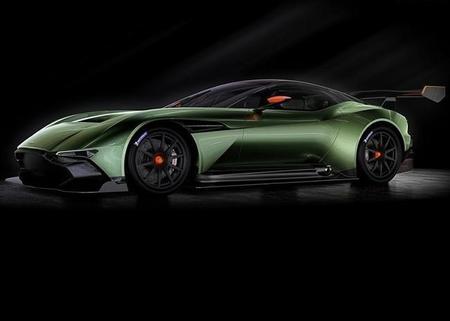 Aston Martin Vulcan, para 24 afortunados