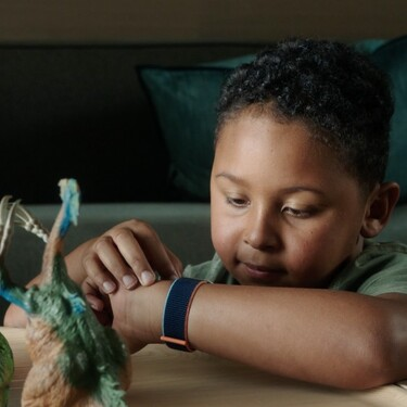 Con el nuevo modo familiar, Apple quiere que el Apple Watch sea un reloj para niños