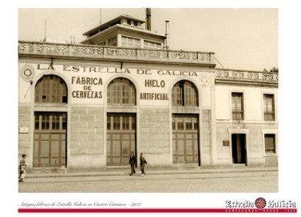 """""""Estrella Galicia. Una empresa. Un siglo"""""""