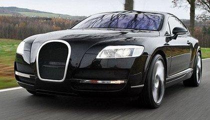 Bentley Continental GT por LEW Design