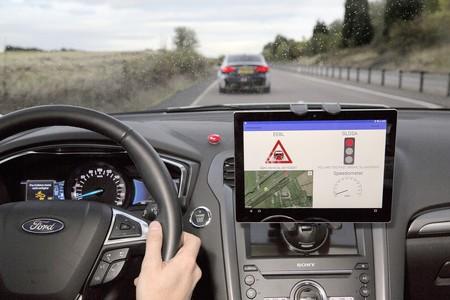 Ford Green Light Optimal Speed Advisory