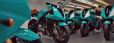 La loca historia de despropósitos que dio pie a la Foggy Petronas FP1, una moto de rareza extrema