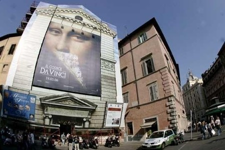 'El Código Da Vinci': que hablen de uno, aunque sea mal.