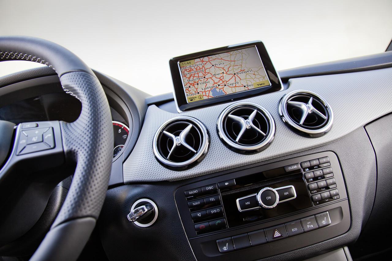 Foto de Mercedes-Benz Clase B (90/104)