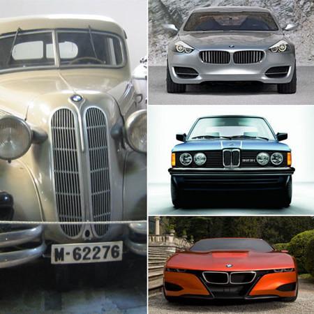 Frontales de BMW