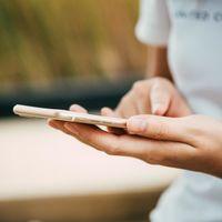 Estas son las opciones del corrector de nuestro iPhone o iPad
