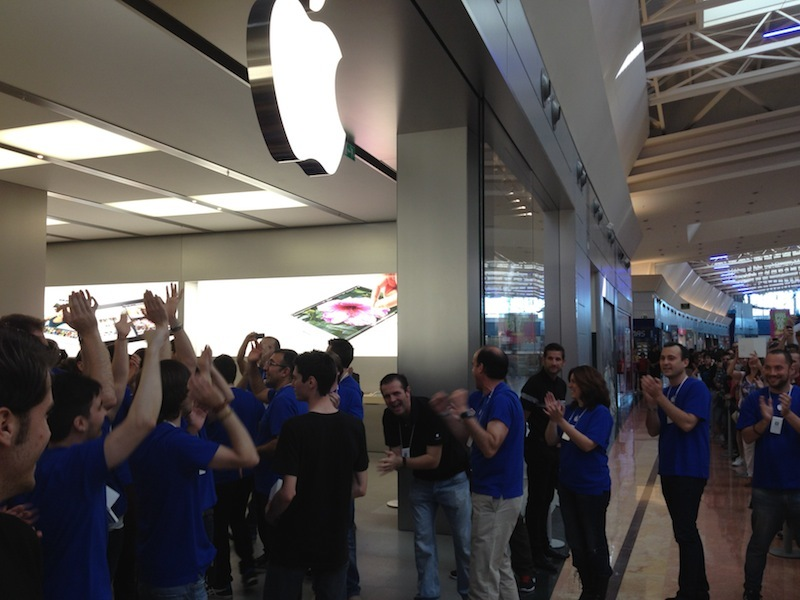 Foto de Apple Store Nueva Condomina (62/100)