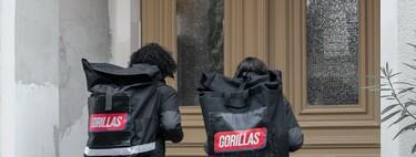 Gorillas llega a España: el gran rival europeo de Glovo y Deliveroo con entregas en 10 minutos y 'riders' contratados