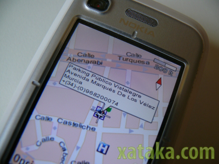 Análisis Nokia 6110 Navigator