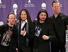 Metallica por fin en iTunes