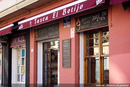 Tasca el Botijo, de tapeo por Valencia