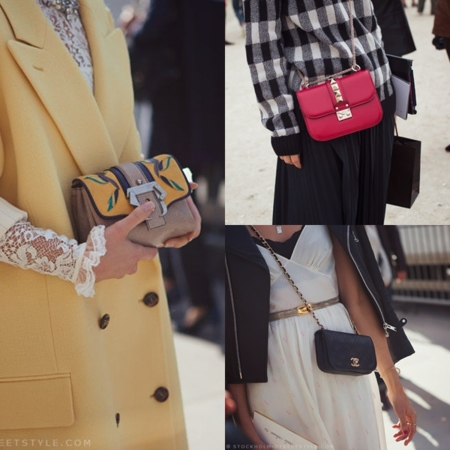 bolsos mini