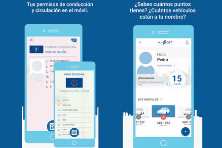 La app 'mi DGT' que nos deja llevar el carnet de conducir y pagar multas con el móvil ya se puede probar