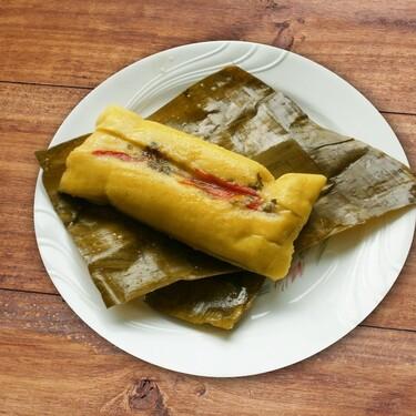 Tamal jarocho receta fácil. Comida mexicana para disfrutar este Día de la Candelaria