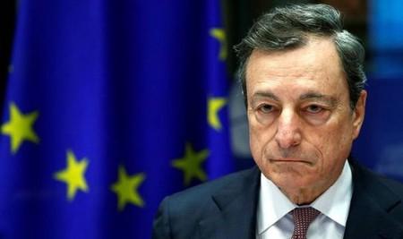 Draghi, preparado para tomar medidas si la economía se hunde