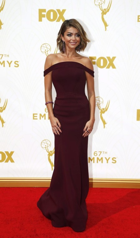 Sarah Hyland Emmys 2015 1