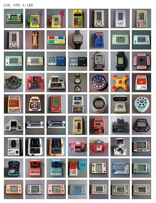 661 videoconsolas de entre 1970 y 1989