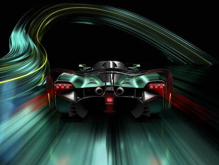 Aston Martin Valkyrie AMR Pro 9