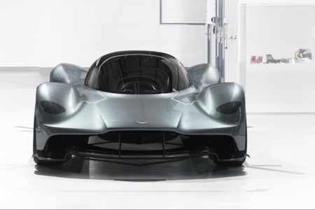 A Red Bull se le han escapado algunos detalles del AM-RB 001, ¿sin querer?