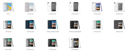 HTC diseños