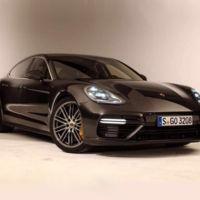 ¡Filtrado! El nuevo Porsche Panamera es un 911 muy familiar