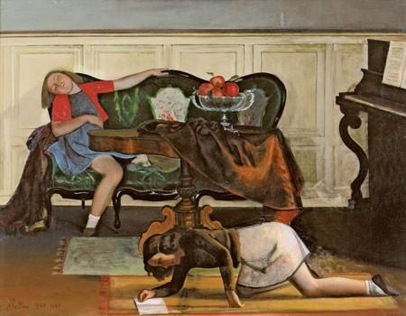 Balthus Salon
