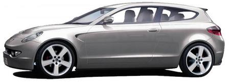 Porsche podría sacar su propio Golf en 2012
