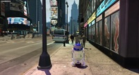 ¿Destruyendo Liberty City con R2-D2? Con este mod de 'GTA IV' todo es posible