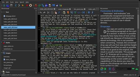 Dark Editor