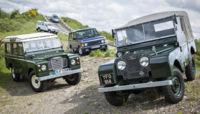 Land Rover te deja probar sus clásicos en Reino Unido, por un módico precio