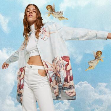 El arte escapa de los museos y conquista la moda low-cost: así lo integran marcas como Zara, Uniqlo, H&M, Bershka y Pull&Bear
