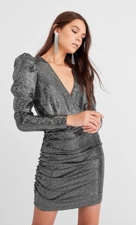 Prendas Lentejuelas Navidad 2019 Vestido 11