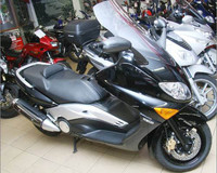 Las ventas de motos están por los suelos